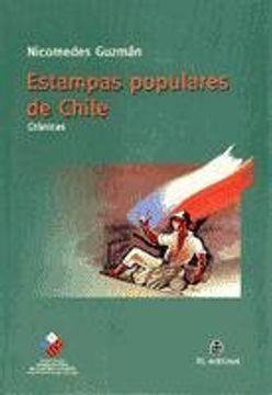 portada Estampas Populares de Chile