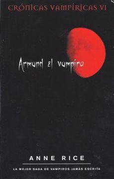 portada Armand el Vampiro (Crónicas Vampíricas 6) (b de Bolsillo)