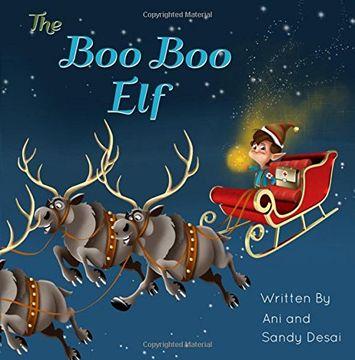 portada The Boo Boo Elf