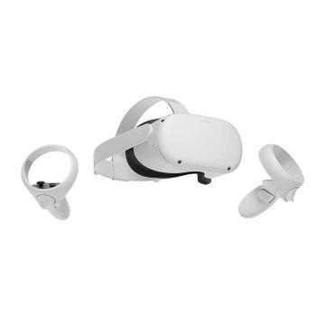portada Oculus Quest 2. Doble capacidad de almacenamiento y nueva proteccion de silicona. All In One Virtual Reality Headset 128GB