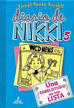 portada Diario de Nikki 5
