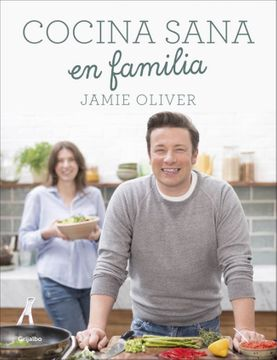 portada Cocina Sana en Familia