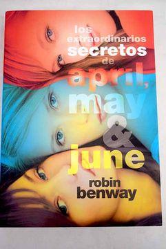 portada Los extraordinarios secretos de April, May & June