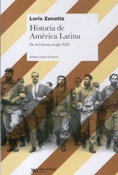 portada Historia de America Latina. De la Colonia al Siglo xxi