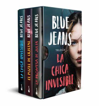 portada Estuche la Chica Invisible