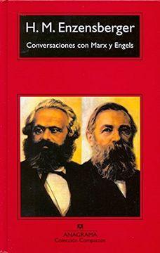 portada Conversaciones con Marx y Engels