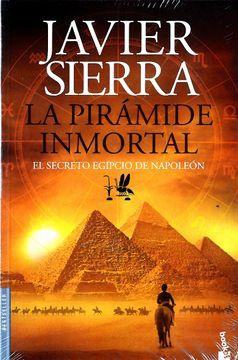 portada La Pirámide Inmortal