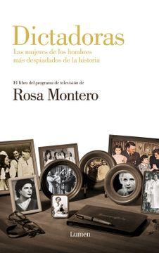portada Dictadoras: Las Mujeres de los Hombres más Despiadados de la Historia (Lumen)
