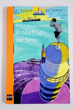 """portada El náufrago del """"Sirio"""""""