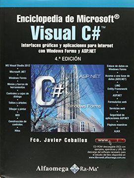 portada Enciclopedia de Microsoft Visual c#