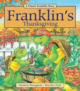 portada Franklin's Thanksgiving