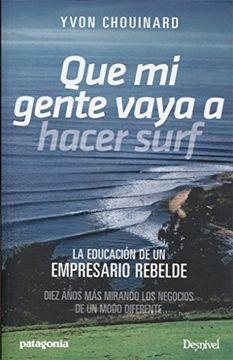 portada Que mi Gente Vaya a Hacer Surf