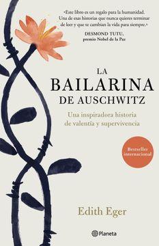 portada Bailarina de Auschwitz, la