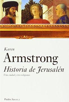 portada Historia de Jerusalén