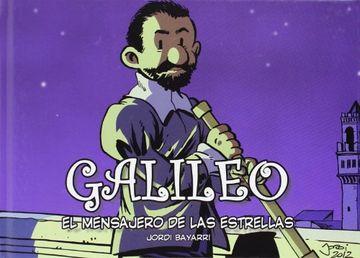 portada Galileo, el Mensajero de las Estrellas