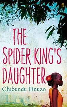 portada Spider King's Daughter (libro en Inglés)