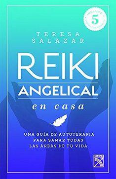 portada Reiki Angelical en Casa