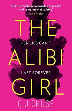 portada The Alibi Girl (libro en Inglés)