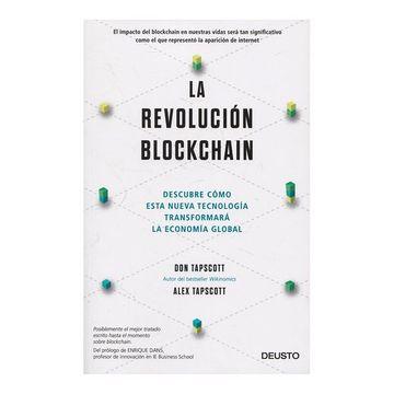 portada La Revolucion Blockchain