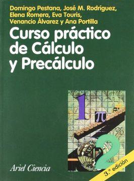 portada Curso Practico De Calculo Y Precalculo