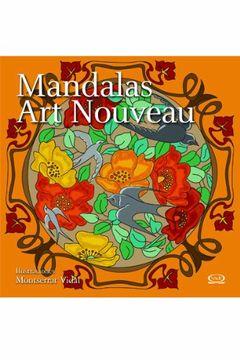 portada Mandalas art Nouveau