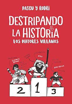 portada Mayores Villanos Los: Destripando la Historia