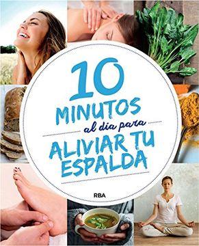 portada 10 Minutos al día Para Mejorar tu Espalda