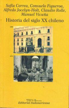 portada Historia del Siglo xx Chileno