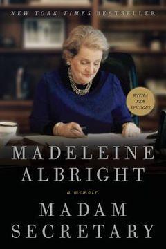 portada madam secretary: a memoir