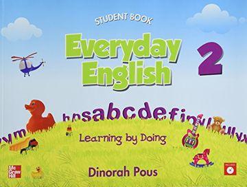 portada Everyday English 2 Student Book con cd
