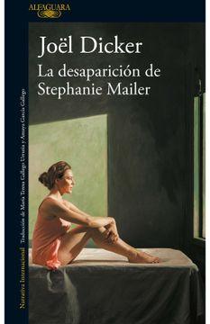 portada DESAPARICION DE STEPHANIE MAILER, LA