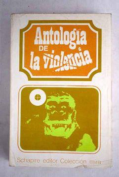 portada Antología de la violencia