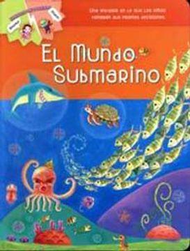 portada Mundo Submarino, el
