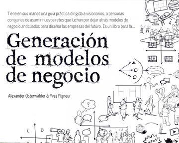 portada Generación de Modelos de Negocio