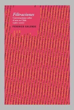 portada Conversaciones Sobre El Arte En Chile (1960 - 2000)