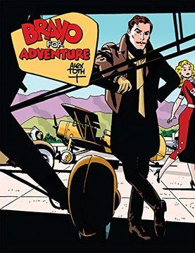 portada Bravo for Adventure (libro en Inglés)