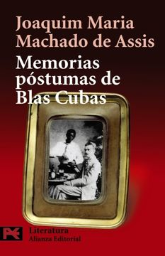 portada Memorias Póstumas de Blas Cubas