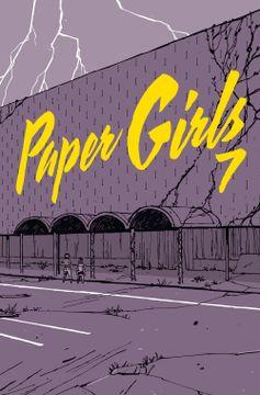 portada Paper Girls nº 07