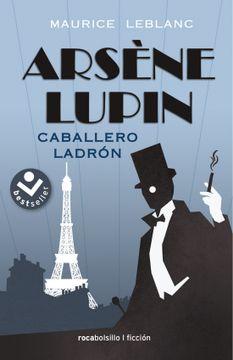 portada Arsene Lupin Caballero Ladrón