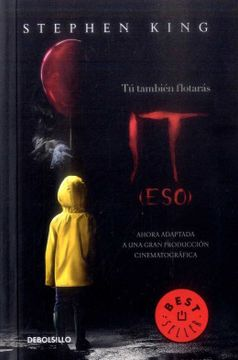 portada Stephen King, it (Eso)