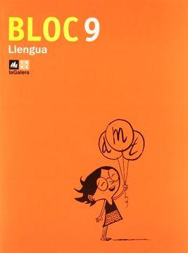 portada Bloc Llengua 9 (libro en Catalán)