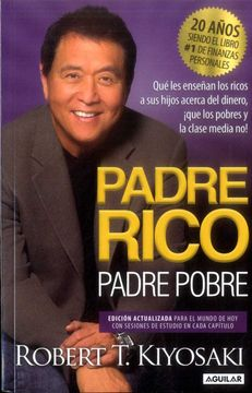portada Padre Rico Padre Pobre - nva Edicion