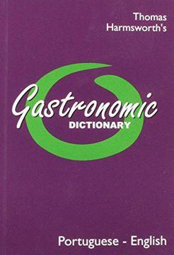 portada Gastronomic Dictionary: Portuguese - English