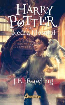portada Harry Potter y la Piedra Filosofal [Harry Potter 1]