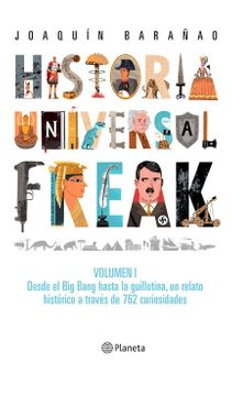 portada Historia Universal Freak