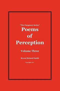 portada poems of perception