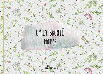 portada Emily Brontë. Poemas