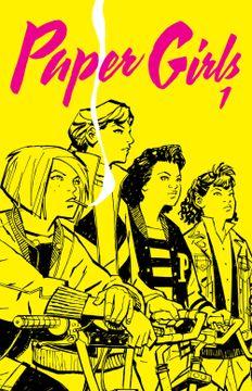 portada Paper Girls 1