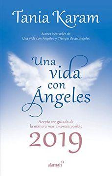 portada Libro Agenda. Una Vida con Angeles 2019