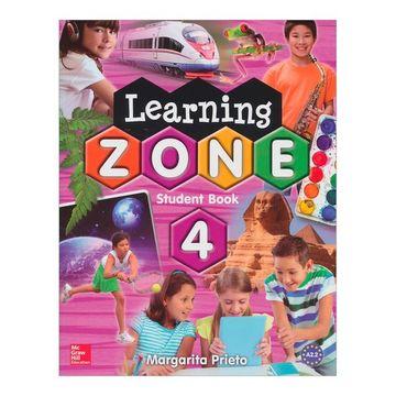 portada Learning Zone 4 Student Book con cd